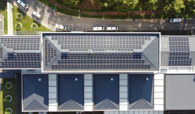 Gaziantep'te Engelsiz Yaşam Merkezinin elektrik ihtiyacı güneşten karşılanacak