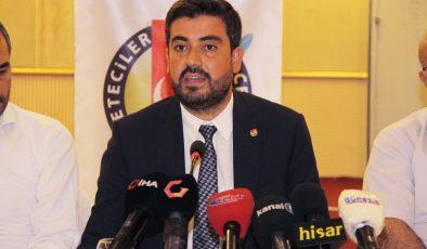 Gaziantepli gazeteciler genel kurul heyecanı yaşıyor