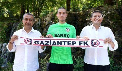 Ekrem Kılıçarslan, Gaziantep FK'da
