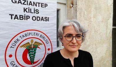 """Gaziantep Tabip Odası'ndan çağrı: """"Tedirgin olma aşı ol"""""""