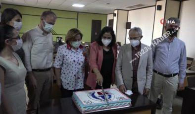 Son dakika haberleri! GAÜN Onkoloji hastanesinde 50'nci nakil sevinci