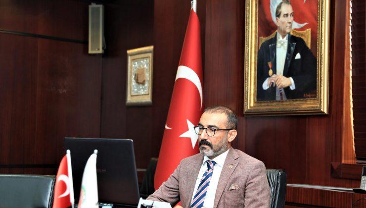 """Yıldırım: """"Gaziantep için mutfak kültürü, ticaret kültürü kadar önemli"""""""