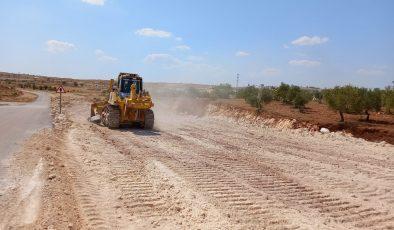 Şahinbey'de asfalt, yol yapım ve bakım çalışmaları