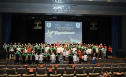 Şehitkamil'de su sporları başarısı