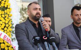 Sahibinden Emlak ve İbrahim Özdemir Yapı İnşaat'ın yeni ofisi açıldı