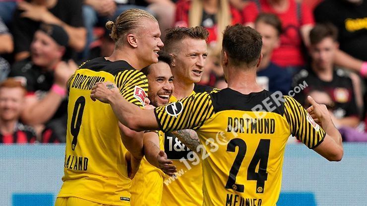 Borussia Dortmundda 6 eksik