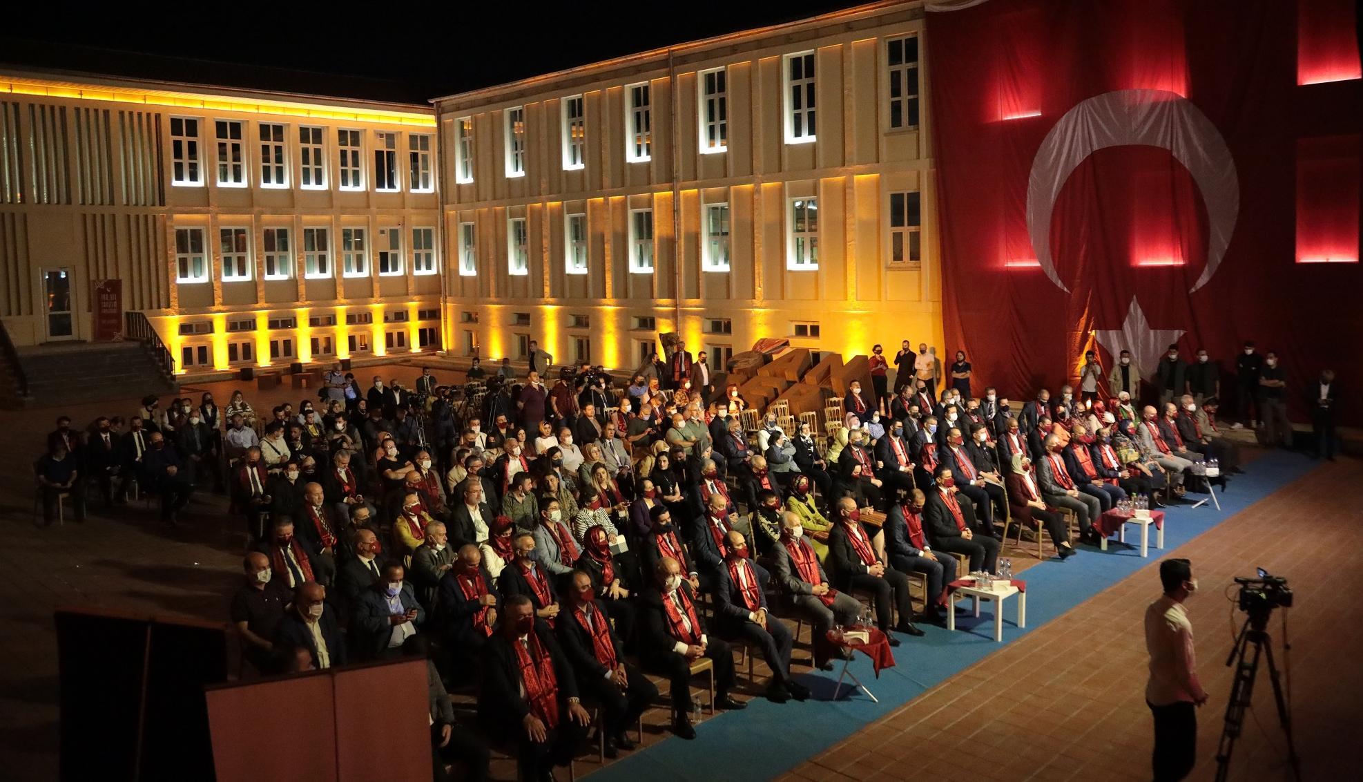 BÜYÜKŞEHİR, MİLLİ MÜCADELE'NİN 100'ÜNCÜ YILINDAKİ YAYINCILIK FAALİYETLERİNİ ANLATTI