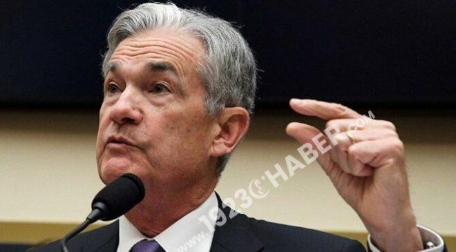Fed Başkanı'nın elinde Fed'in aldığı varlıklardan olduğu ortaya çıktı