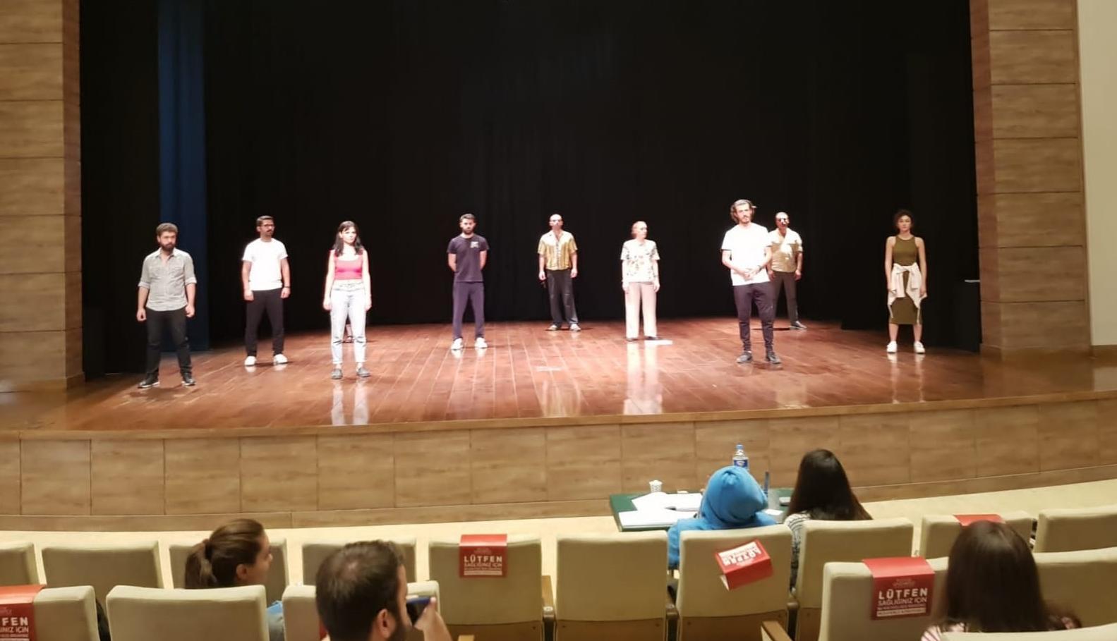 Gaziantep'te Tiyatro Okulu kuruluyor