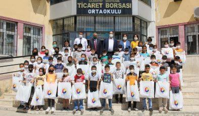 GTB'den öğrencilere okul kıyafeti desteği