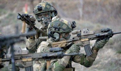 MSB: 6 terörist etkisiz hale getirildi