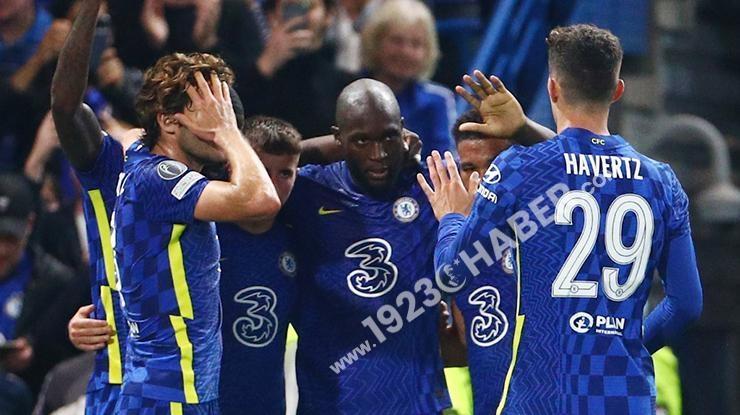 ÖZET Chelsea-Zenit maç sonucu: 1-0