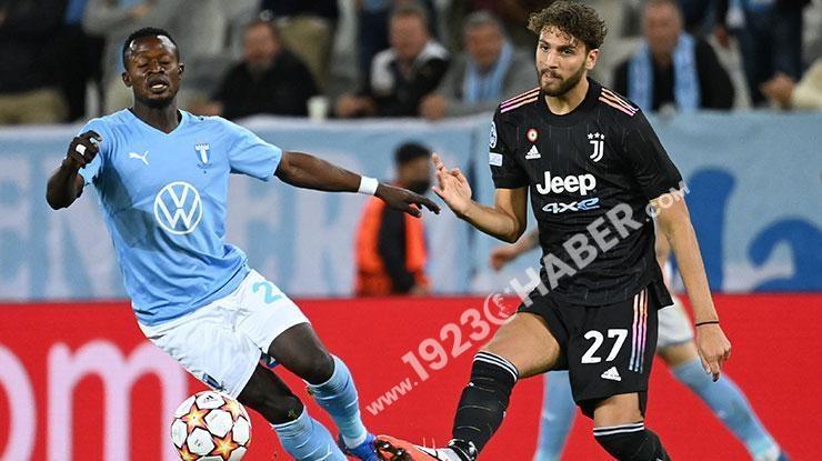 Şampiyonlar Ligi | Malmö-Juventus maç sonucu: 0-3