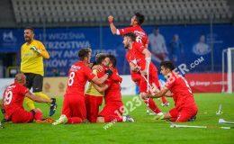 UEFA, Ampute Futbol Milli Takımının Avrupa şampiyonluğunu kutladı