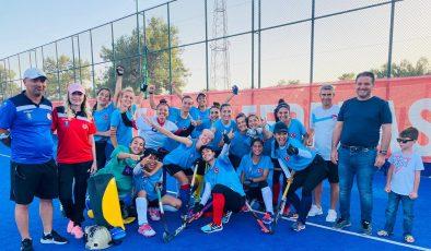 Gaziantep Polisgücü'nün Sultanları da Avrupa Şampiyonu