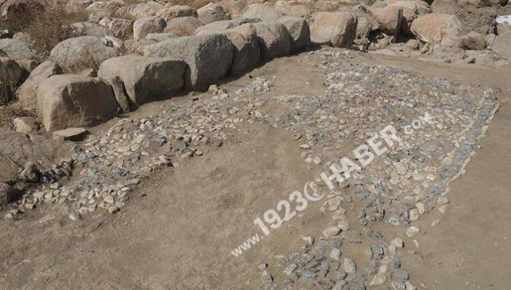 Yozgat'ta bulundu, 3 bin 500 yıllık… 'Dünya tarihinde ilk mozaik'