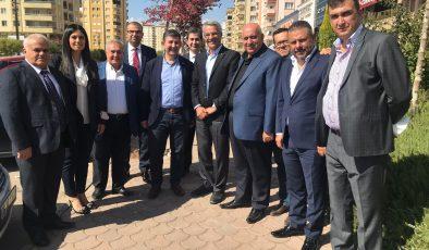 Aydemir: Gaziantep sanayicisinin yanında olacağız