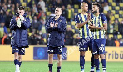 Fenerbahçede büyük hayal kırıklığı!