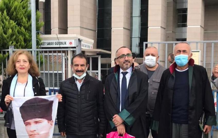 MDD'den, TÜGVA yöneticileri hakkında suç duyurusu